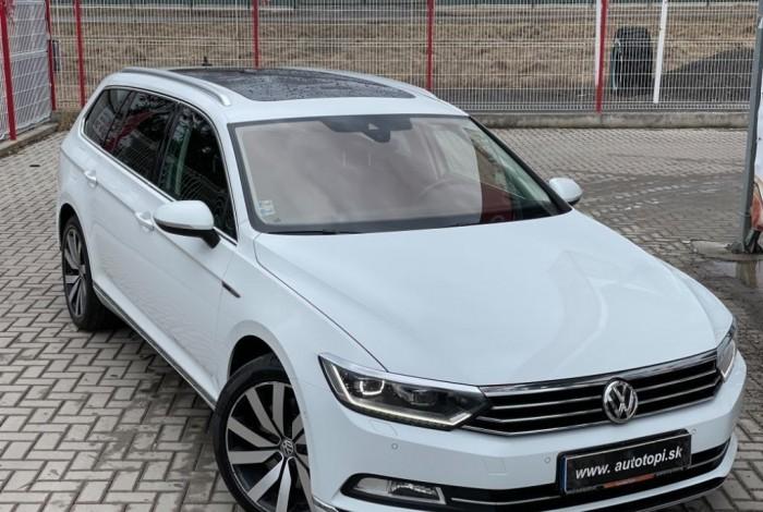 Volkswagen Passat Variant 2.0 BiTDI 240k BMT Highline 4MOTION DSG Busin