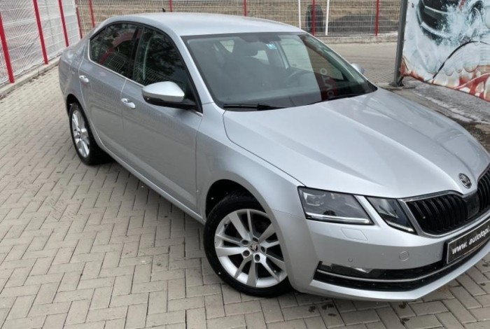 Škoda Octavia 2.0 TDI Business