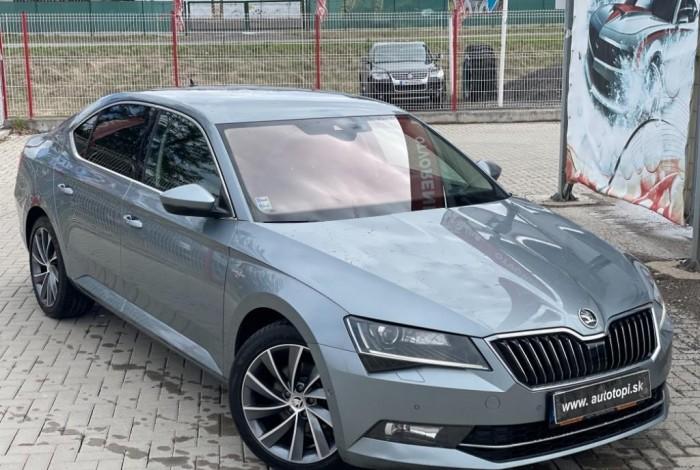 Škoda Superb 2.0 TDI 190k L&K DSG EU6