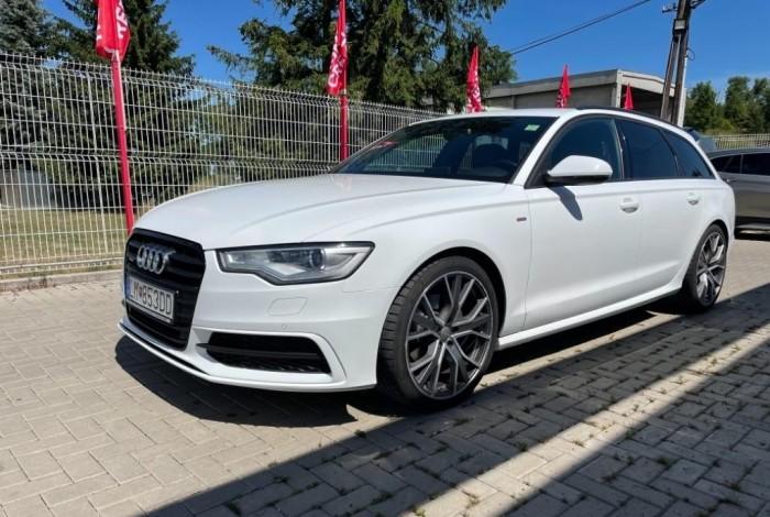 Audi A6 Avant 3.0 TDI DPF quattro S tronic