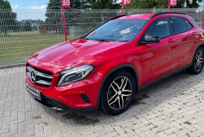 Mercedes-Benz GLA 200 d A/T