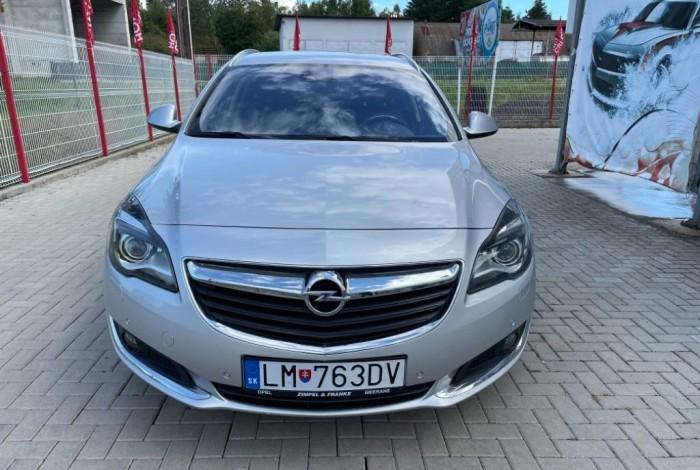 Opel Insignia kombi 2.0 CDTI 170k Active AT6